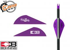 "Оперение Blazer Vanes 2"" Purple 100шт."