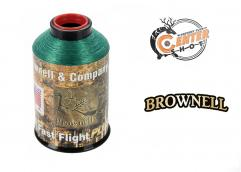 Нить тетивная Brownell Fast Flight Plus 1/4 lbs Green